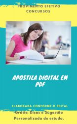 Apostila CLDF 2018 - Assistente Social