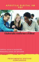 Apostila CODHAB 2018 - Técnico em Edificações