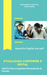 Apostila Santa Luzia MG 2018 - Assistente Social