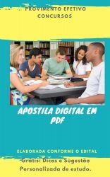Apostila Fisioterapeuta - Prefeitura Leme SP 2018
