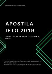 Apostila IFTO ENGENHEIRO CIVIL 2019