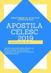 Apostila CELESC CONTADOR 2019