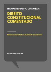 Direito Constitucional Comentado para Concursos