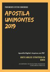 Apostila Unimontes Farmácia Hospitalar 2019