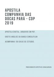 Apostila CDP Segurança do Trabalho 2019 Técnico Portuário