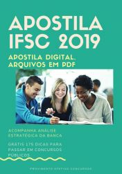 Apostila Técnico Assuntos Educacionais IFSC 2019