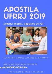 Apostila UFRRJ Técnico em Assuntos Educacionais 2019
