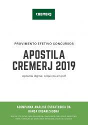 Apostila Agente Administrativo CREMERJ 2019
