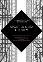 Apostila Analista de Área CREA GO 2019