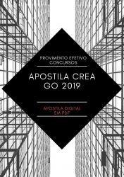 Apostila Agente de Fiscalização CREA GO 2019