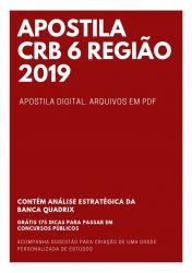 Apostila Bibliotecário Fiscal CRB 6 Região 2019