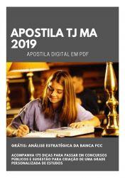 Apostila Assistente Social TJ MA 2019 - Analista Judiciário