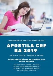 Apostila Farmacêutico Fiscal CRF BA 2019