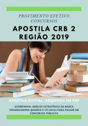 Apostila Bibliotecário Fiscal CRB 2 Região 2019