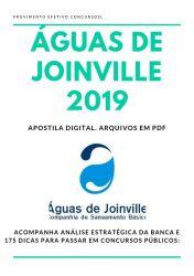 Apostila Analista Contábil Águas de Joinville 2019