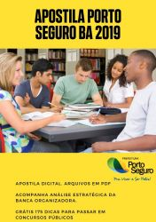 Apostila Técnico em Edificações Prefeitura Porto Seguro 2019