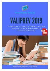 Apostila Agente Administrativo VALIPREV 2019