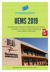 Apostila Psicólogo UEMS 2019