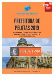 Apostila Terapeuta Ocupacional Prefeitura Pelotas 2019