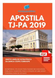 Apostila Analista Judiciário Arquitetura TJ PA 2019