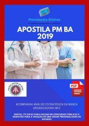 Apostila Cirurgião Dentista PM BA 2019