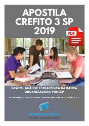 Apostila Fiscal CREFITO 3 Região SP 2019
