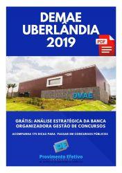 Apostila Agente Comercial DMAE Uberlândia 2019