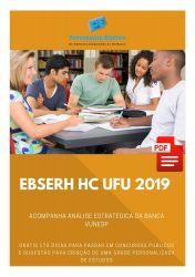 Apostila Técnico em Segurança do Trabalho EBSERH HC UFU 2019