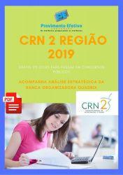 Apostila Auxiliar Administrativo CRN 2 Região 2019