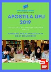 Apostila Engenheiro Civil UFU 2019