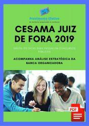 Apostila Médico do Trabalho CESAMA Juiz de Fora 2019