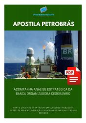 Apostila Petrobrás 2018 - Técnico de Segurança Júnior.