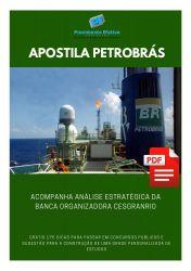 Apostila Petrobrás 2018 - Mecânica - Técnico Suprimento Bens e Serviços Júnior