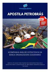 Apostila Petrobrás 2017 - Técnico Enfermagem Trabalho Júnior