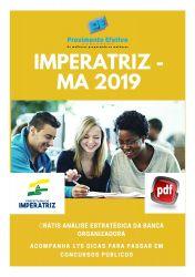 Apostila Técnico em Edificações Prefeitura Imperatriz 2019