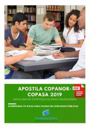 Apostila Técnico Químico COPANOR COPASA 2019