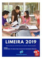 Apostila Dentista Prefeitura Limeira 2019