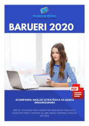 Apostila Assistente Social Prefeitura Barueri 2020