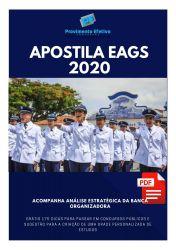 Apostila EAGS Enfermagem Aeronáutica 2020