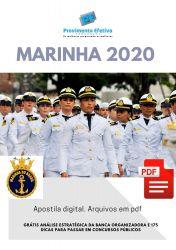 Apostila Engenharia Química Marinha 2020 Corpo de Engenheiros