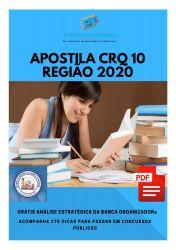 Apostila Auxiliar Administrativo CRQ 10 Região 2020