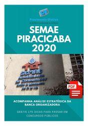 Apostila Engenheiro Mecânico SEMAE Piracicaba 2020