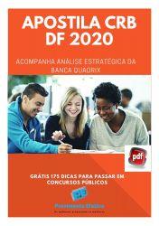 Apostila Bibliotecário Fiscal CRB 1 Região 2020