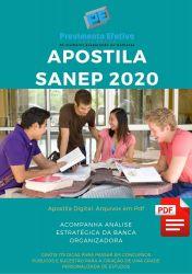 Apostila Psicólogo SANEP 2020