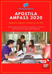 Apostila Área Administrativa AMPASS 2020