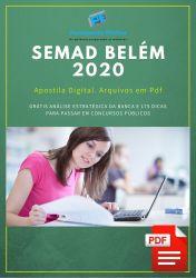 Apostila Contador Prefeitura de Belém 2020