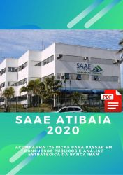 Apostila Engenheiro Eletricista SAAE Atibaia 2020
