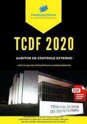 Apostila AUDITOR Concurso TCDF 2020
