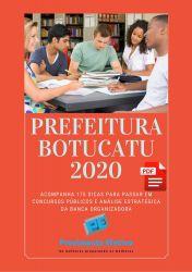 Apostila Botucatu AUDITOR FISCAL 2020