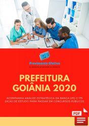 Apostila Goiânia Técnico Enfermagem do Trabalho 2020